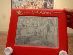 Remekművek a retro rajztáblán