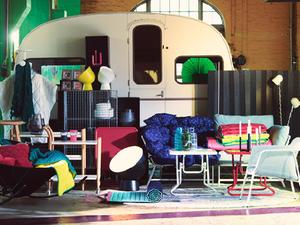 A városi élet féktelen energiái – IKEA PS 2017