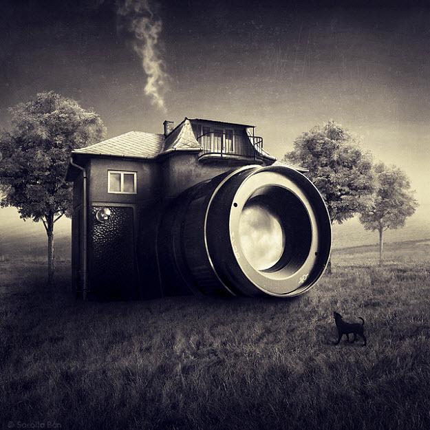 Tökéletes valóságfelettiségben - Bán Sarolta