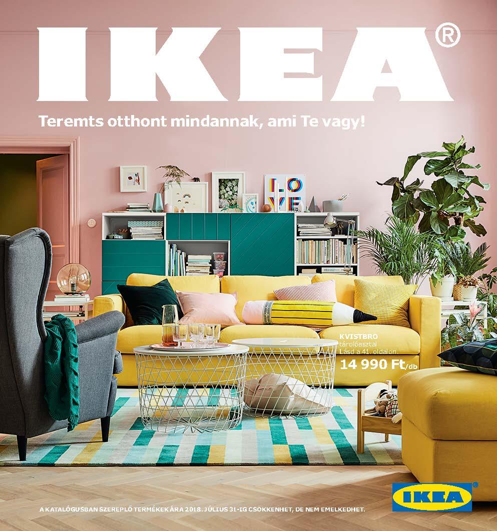 2018 első fuvallata a lakberendezésben - IKEA 2018 / X - Manzárd Café