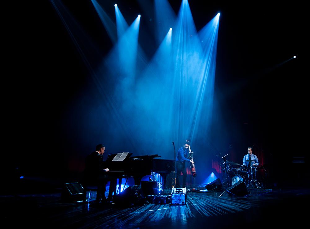 Sárik Péter Trió Jazzkívánságműsor Classic koncert 1.rész (X)