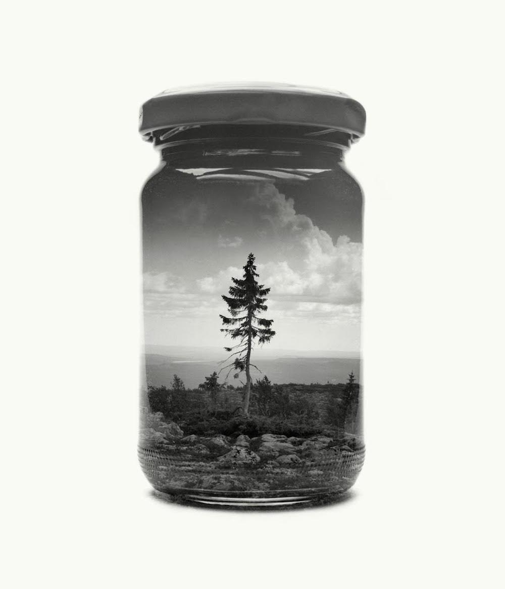 Befőttes üvegbe zárt Finnország