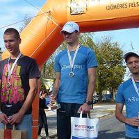 Harmadik hely az 50 km-es országos bajnokságon