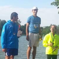 Újabb győzelem - 50 km-es egyéni rekorddal