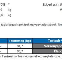 Teljesítménydiagnosztika az Ensportnál