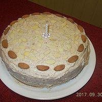 Mandulás torta...