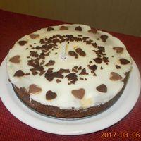 Mákos-diós torta...