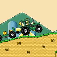 Traktoros Máriós játék