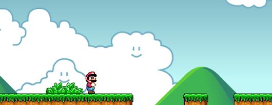 Unfair Mario játék
