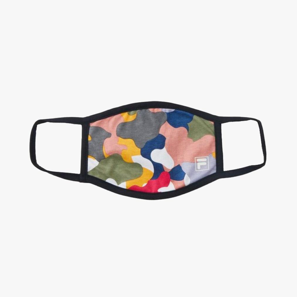 Fila többszínű maszk - 12 dollár