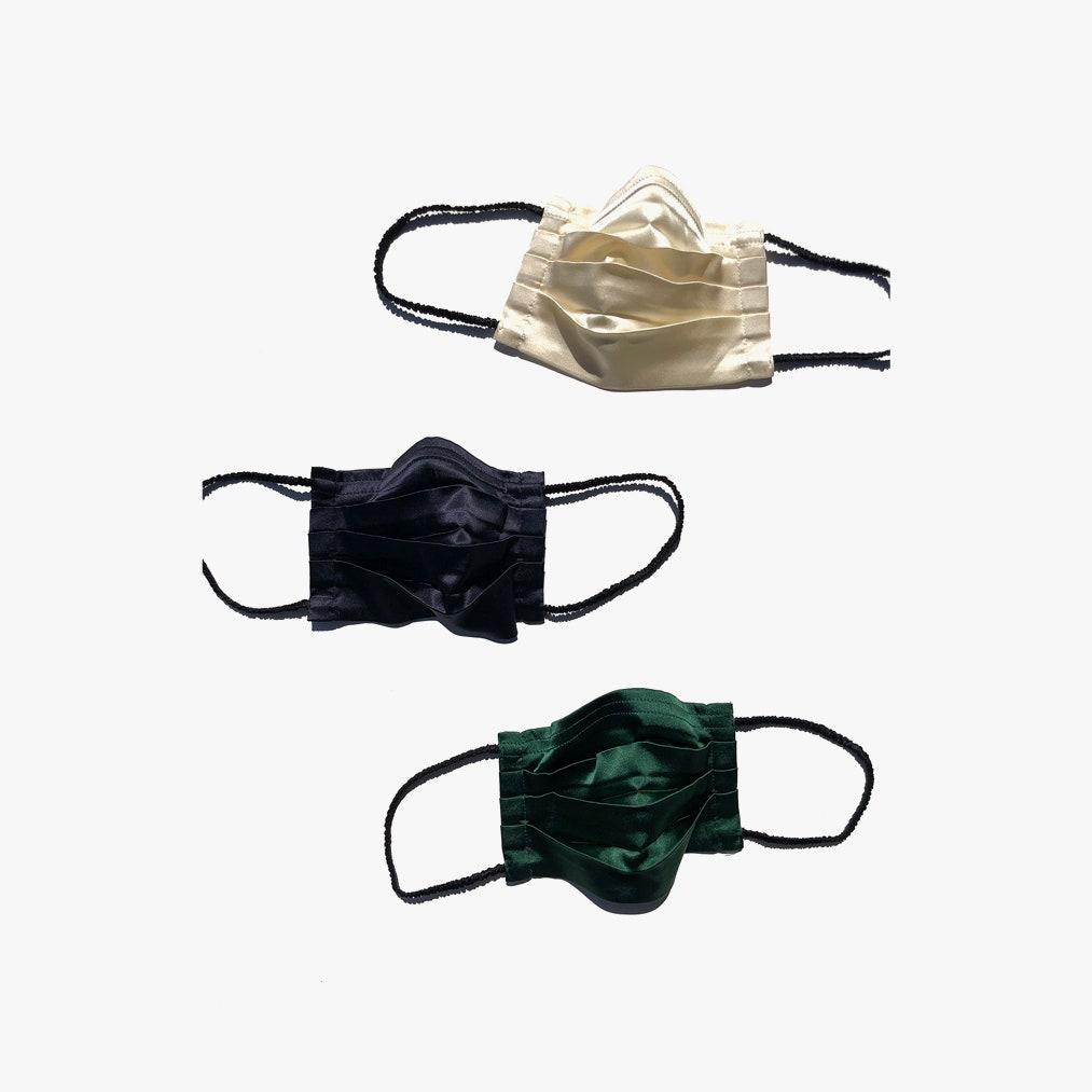 Morgan Lane selyemhatású maszkok - 78 dollár