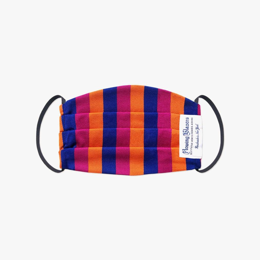 Rowing Blazers csíkos maszk - 25 dollár