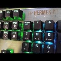 Innovatív billentyűzet a Gamdias Hermes P1 RGB