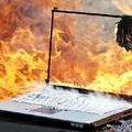 Miért melegszik a laptop?