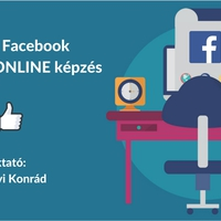 Alapozó Facebook marketing - ONLINE képzés