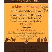 Adventi vásár és mozizás december 13-án