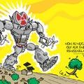 A robotok humora
