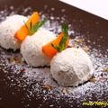 Kókuszos túró desszert