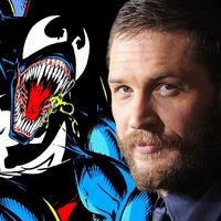 Képeken Tom Hardy a 'Venom' forgatásáról