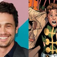 BRÉKING: James Franco főszereplésével készíthet Multiple Man-filmet a Fox