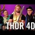 Nézzétek meg, ahogyan a 'Thor: Ragnarök' színészei élőben adják elő a filmet