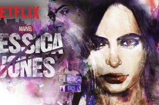 Sorozatos visszatekintő: Marvel's Jessica Jones