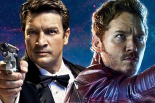 Nathan Fillion a Marvel Filmes Univerzumban?
