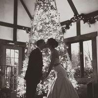 Karácsonyi esküvő :)