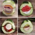Uborkás szendvics a jövőből