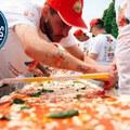 A világ leghosszabb pizzája