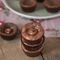 Csak három hozzávaló: nutellás brownie