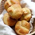 Japán tejes kenyér