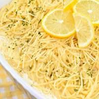KÜLÖNClegesség: citromos tészta