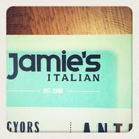 Jamie olasz étterme a Budai Várnegyedben
