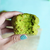 Zöld szörny: avagy a vitamin muffin