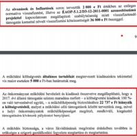 Mátészalka költségvetése: 2017 (érdekességek) .I.