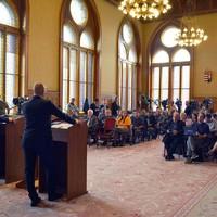 Nem adjuk fel! A Kormányinfón kérdeznénk az illetékeseket a Mátészalka környéki fejlesztésekről.Az ombudsmanhoz fordultunk.