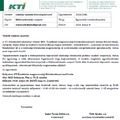 Áttörés:  egyeztetésre hívta csoportunkat a Közlekedéstudományi Intézet !