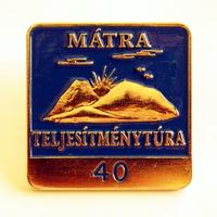Mátra 40 - A legjobb teljesítménytúra a Mátrában*