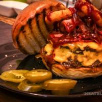 Texas BBQ Burger - Az abszolút kedvenc