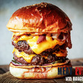 Meat Everest - A verseny burger