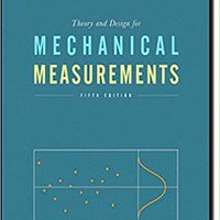??EXCLUSIVE?? Theory And Design For Mechanical Measurements. speaks reach NSmen glamping games steal