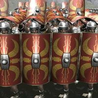 Római Birodalom, könyvtári óra
