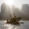 Az úszó városok őrületes világa