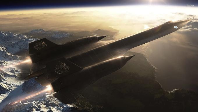 A világon valaha épített leggyorsabb repülőgép