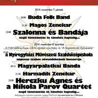 Programajánló - X. Debreceni Folkmásfélnap 2014