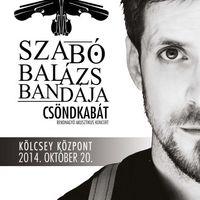 Szabó Balázs Bandájának akusztikus koncertje Debrecenben!