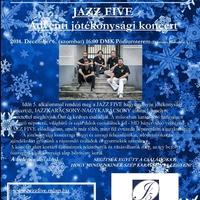 Jótékonysági jazzkoncert