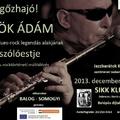 Török Ádám szólóest a Jazztörténeti szabadiskolában