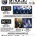 Őszi jazz koncertsorozat a SIKK klubban